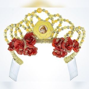 Disney World Belle Beauty and the Beast Tiara